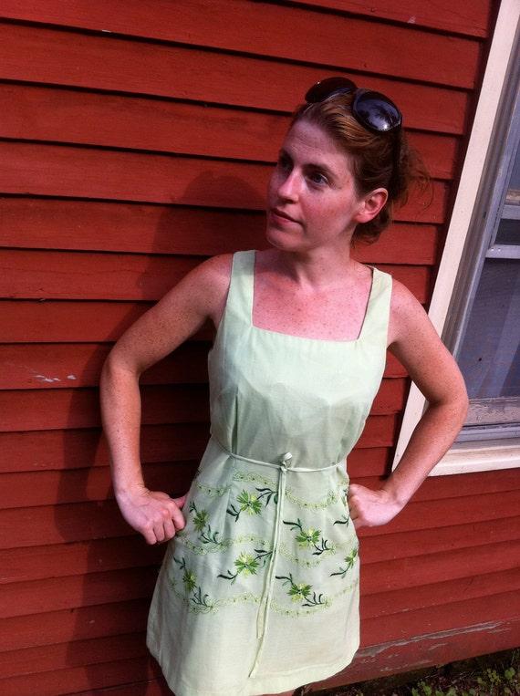 Sweet Green Tocca Dress
