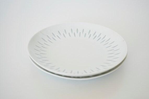 Arabia Finland small plate Rice pattern Friedl Kjellberg