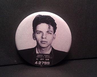 Frank Sinatra Mug Shot