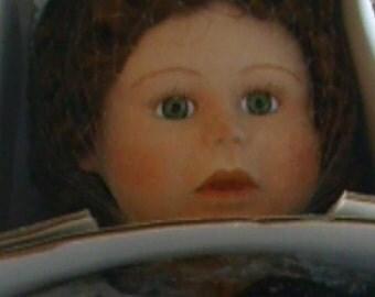 Megan the Irish Ellis Island Doll by Lenox