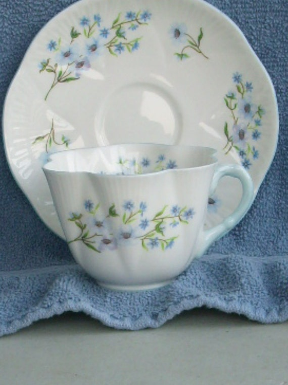 Shelley Dainty Cup and Saucer