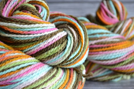 Listing reserved for tierragirl---------------Cake - Mountain Meadow Worsted - Yarn Loft
