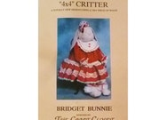 Craft Closet Critter Bridget Bunnie