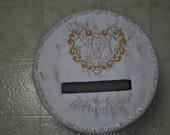 Custom Wedding Card Box and later a Memory Box
