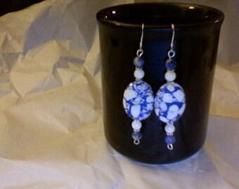 Show stopper drop earrings - Sale 10% off