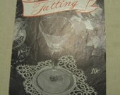 Reserved for lissascreations     Clark's O.N.T. J & P Coats - TATTING BOOK No. 229 - c. 1946