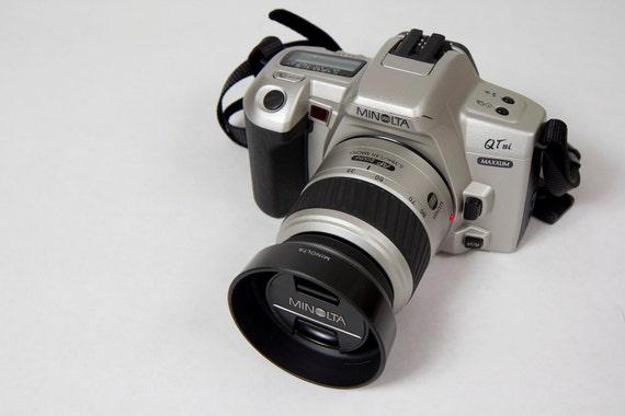 Minolta 35mm Film SLR camera