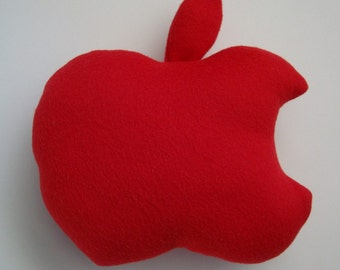 Mini Wanna-be Red Apple Cushion