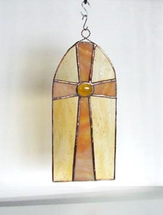 Golden Window Cross