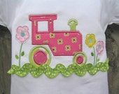 Girly Tractor Shirt