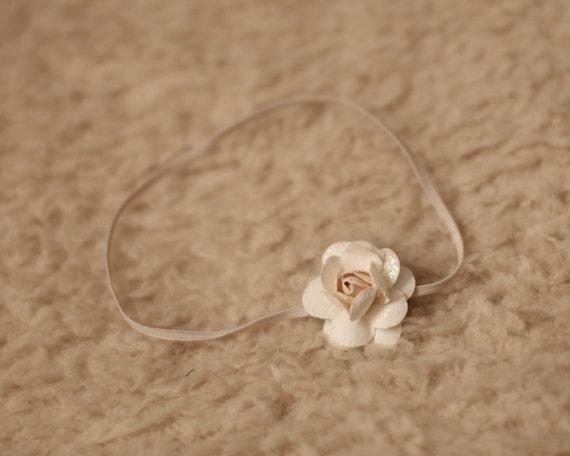 Newborn Headband - Bonnie