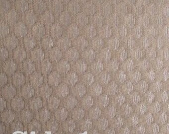 Antique Radio GRILLE CLOTH Fabric Vintage SPEAKER Repair - 7 --- 2 patterns - Reversible