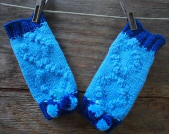 On sale,Handmade fingerless gloves