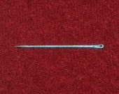 Medieval Reproduction Iron Needle