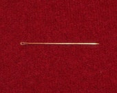 Medieval Copper Alloy Sewing Needle