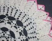 Vintage crochet doily from Grandma's house to yours