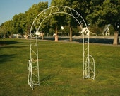 Wedding Arch Handcrafted Durable Steel Construction