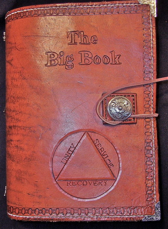 New big book leather covers