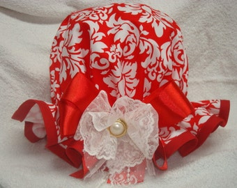cute shower cap