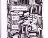 The Malcontents' Book Club Zine Issue 1 - Book Review Zine