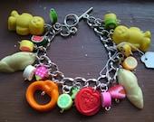 Polymer Sweet Charm Bracelet January Sale