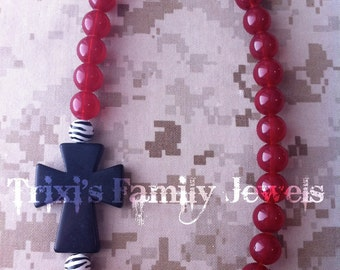 Texas A&M Themed Necklace