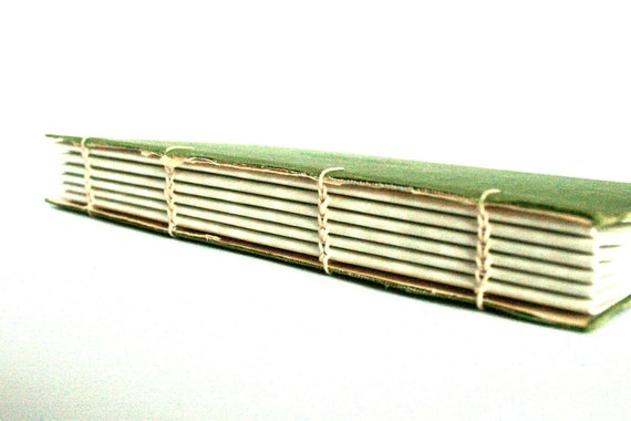 Vintage Cover Journal - Coptic Journal - Plato's The Republic 4.25 x 6.75 Journal by The Orange Windmill on Etsy