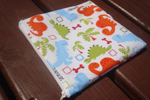 Reusable Sandwich Bag with Zipper
