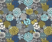 Tight Flower Print by Studio E Joyful Garden Line