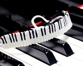 Fun Knotted Piano Music Bracelet