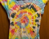 Tie Dyed Tee Shirt- Juniors L