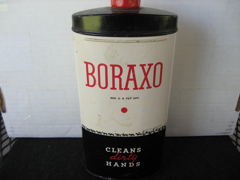 Boraxo Soap