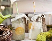 Wedding Favor - Mason Jar - Eco Friendly Favor - Mason Jar Party Favor