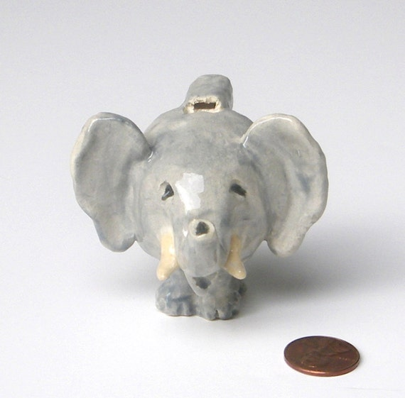 Elephant Whistle clay