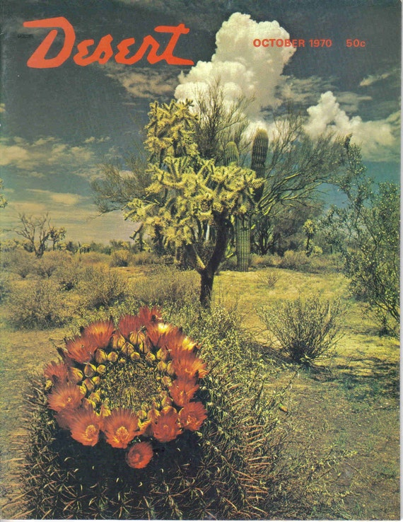 Desert Magazine October 1970