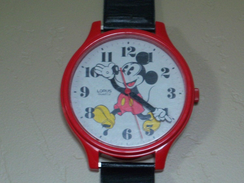 Mickey Mouse Wrist Watch Wall Clock