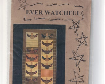 Quilt Pattern:  Ever Watchful