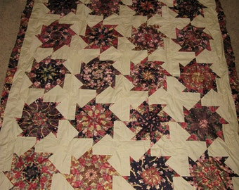 Whack and Stack Quilt Top