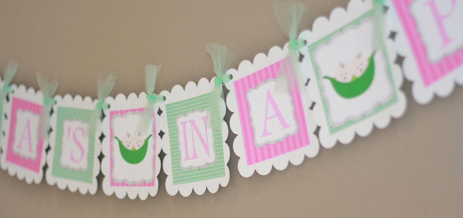 Two Peas In A Pod Baby Shower Decorations 28 Images