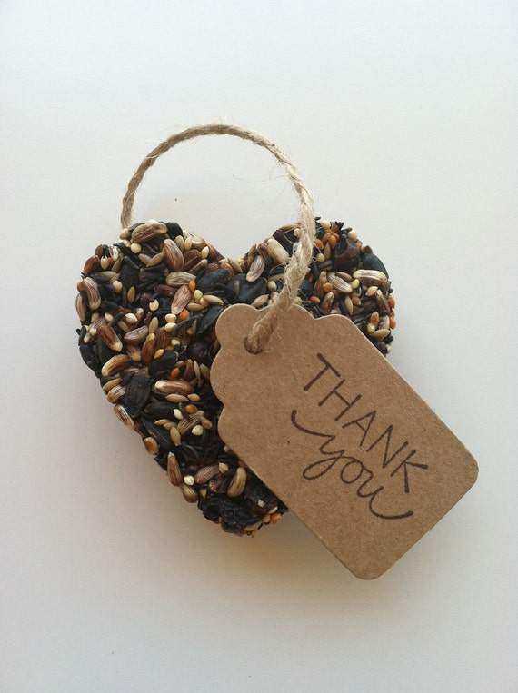 Items Similar To 150 Bird Seed Ornament Favors Wedding Favor Eco Wedding