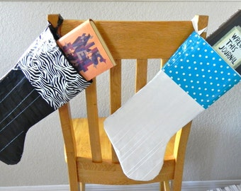 Chistmas Duct Tape Stockings, Pick 2