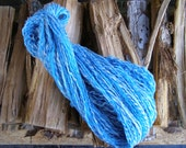 Light Soft Blue Yarn