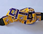 LSU DSLR Strap cover
