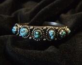 Turquoise Bracelet Navajo