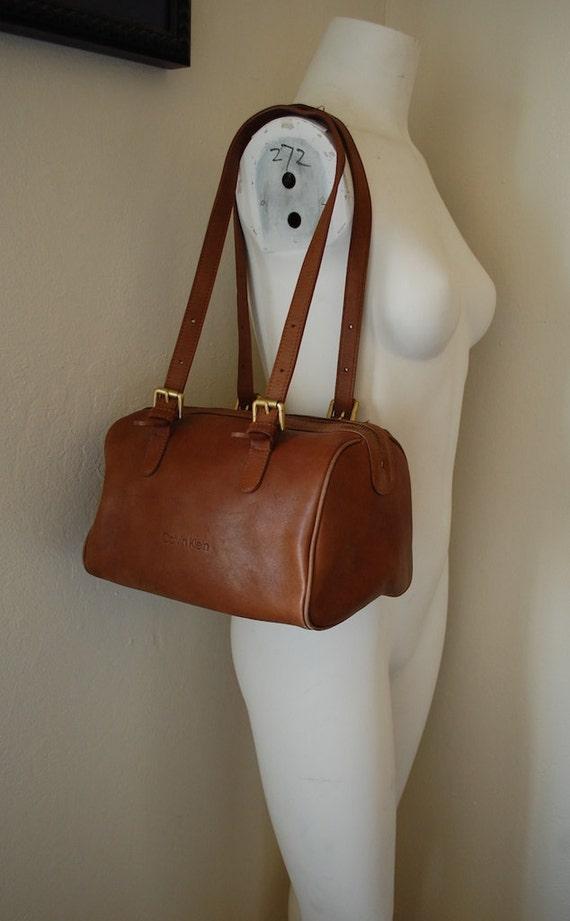 Calvin Klein Speedy Boston Bag