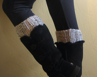 BOOT CUFFS - Leg Warmers - Boot Toppers
