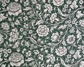 "Italian Paper - CARTA VARESE Design 283 - ""Blumenteppich green"""