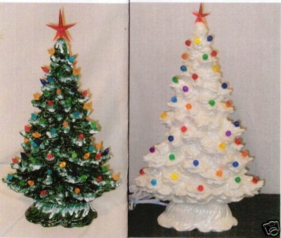 Window sill christmas tree 1618light kit - Christmas window sill lights ...