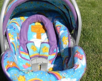 Custom Carseat Cover for PixiePerfect2U