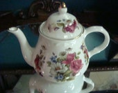 Summer Price with Free Shipping - Arthur Wood & Son Teapot 6627.